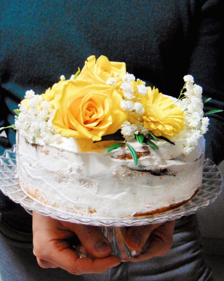 WINTER CAKE (senza lattosio)